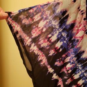Dana Buchman Tops - NWT Dana Buchman Tie Dye Swing Tee size Large